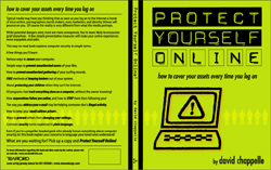 Protect Yourself Online - Book Cover